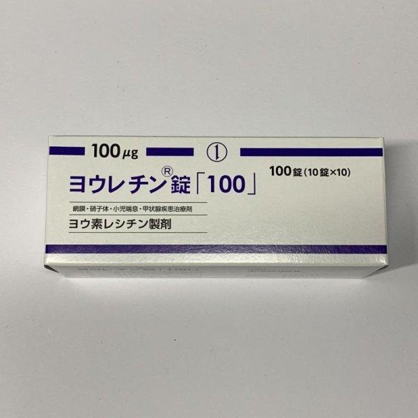 画像1: ヨウレチン錠100 100T【第一】 (1)
